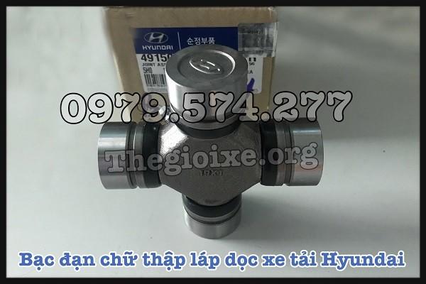BẠC ĐẠN CHỮ THẬP HYUNDAI HD65 HD72 HD99 HD120SL HD800 CHÍNH HÃNG 1