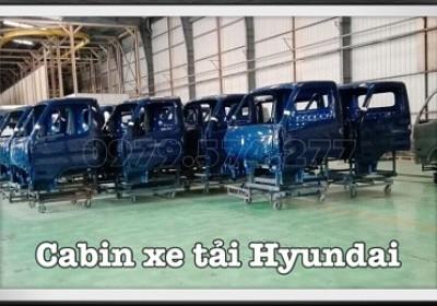 Cabin xe tải Hyundai Đô Thành IZ49, IZ65, HD99 - Phụ tùng chính hãng