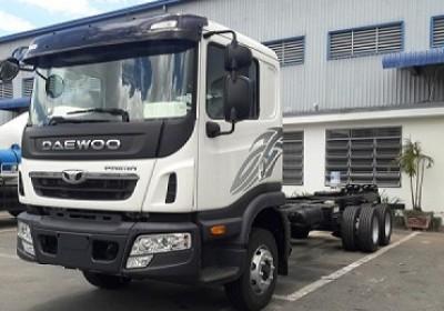 Xe Tải Daewoo Prima 15 Tấn - Nhập khẩu nguyên chiếc Hàn Quốc
