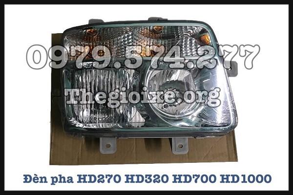 ĐÈN PHA XE TẢI HD270 HD320 HD700 HD1000 CHÍNH HÃNG - PHỤ TÙNG HYUNDAI 1