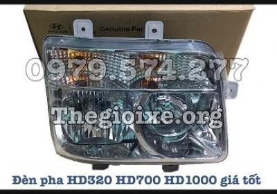 ĐÈN PHA XE TẢI HD270 HD320 HD700 HD1000 CHÍNH HÃNG - PHỤ TÙNG HYUNDAI