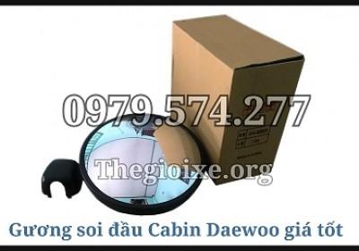 Phụ Tùng Daewoo: Gương Soi Đầu Cabin Daewoo Novus Giá Tốt