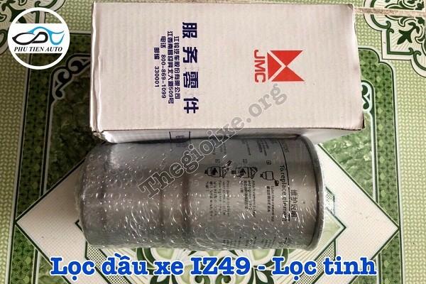 Lọc dầu xe tải IZ49 - Phụ tùng Đô Thành giá rẻ 1