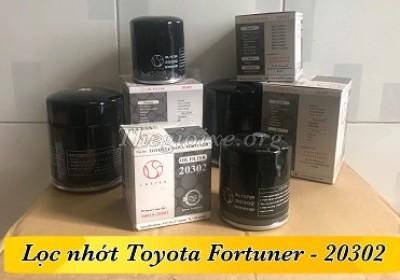 Lọn Nhớt Toyota Fortuner - 20302