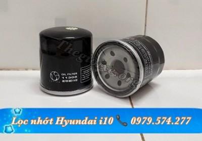 Lọc nhớt Hyundai i10 chất lượng cao - 11306