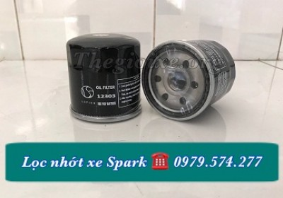 Lọc nhớt Chevrolet Spark - 12303