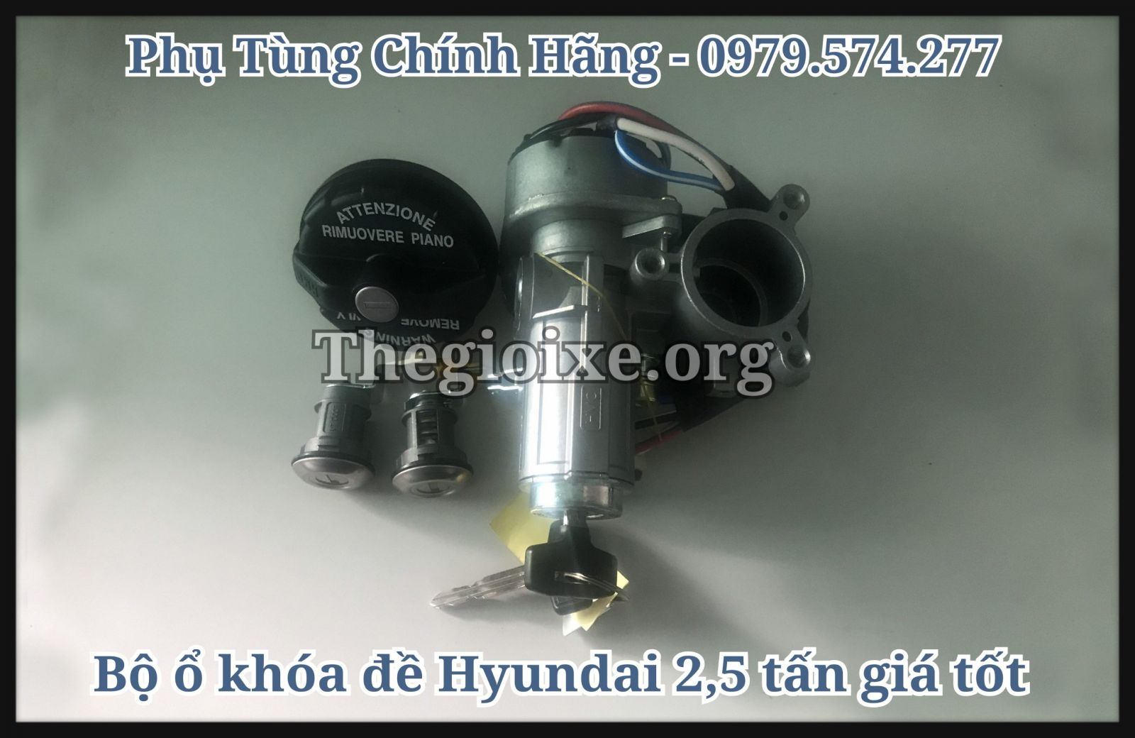 KHOA DE XE TAI HD120SL