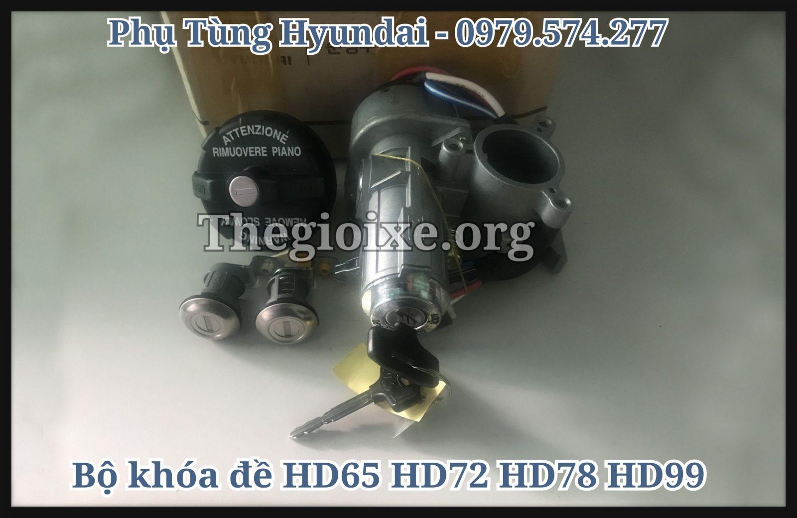 O KHOA DE XE TAI HD99