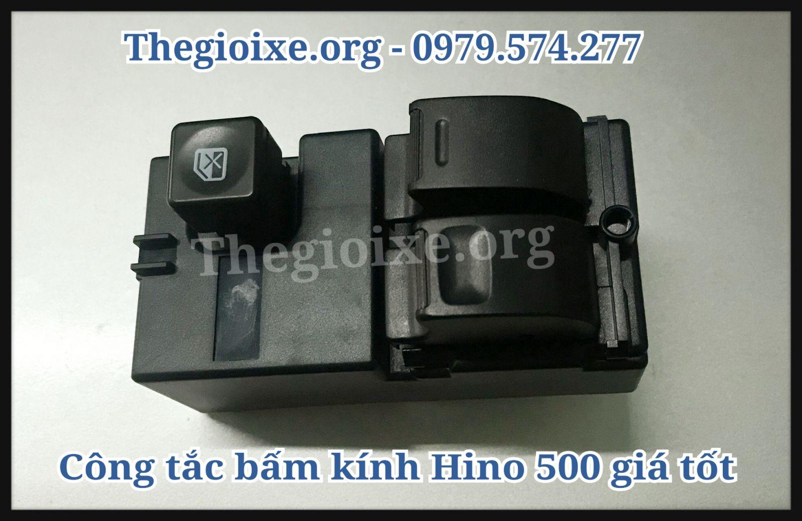 CONG TAC BAM KINH HINO
