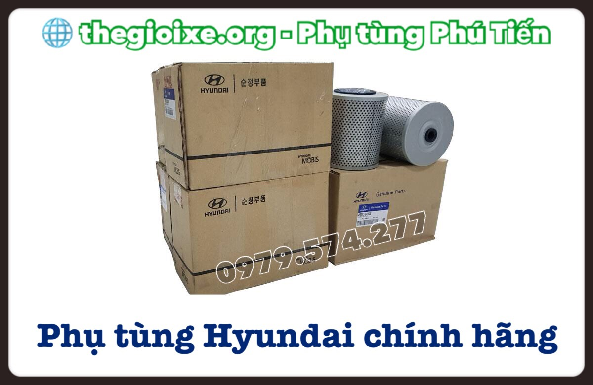 lọc hyundai hd700
