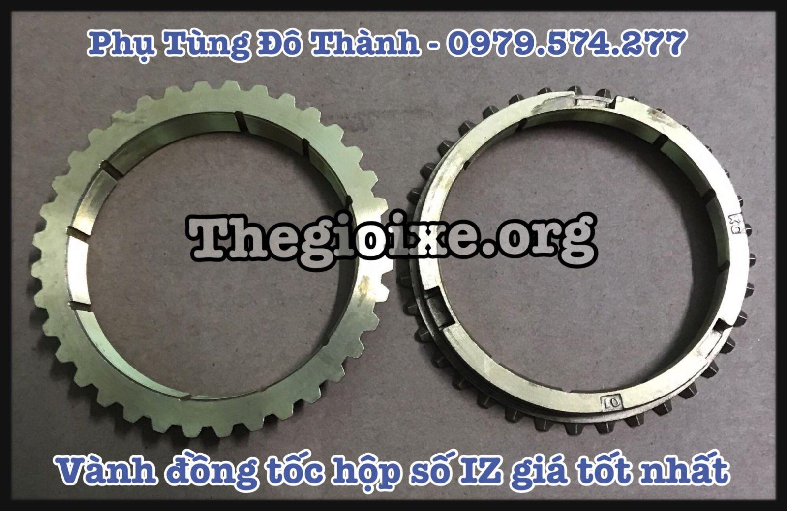 VANH RANG DONG TOC IZ68