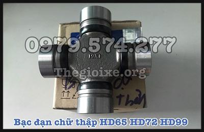 BẠC ĐẠN CHỮ THẬP HYUNDAI HD65 HD72 HD99 HD120SL HD800 CHÍNH HÃNG
