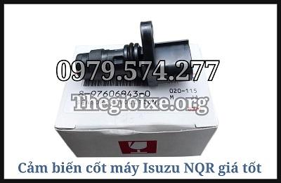 Cảm Biến Cốt Máy/ Trục cơ Isuzu NQR 5 Tấn Chính Hãng - Phụ Tùng Isuzu