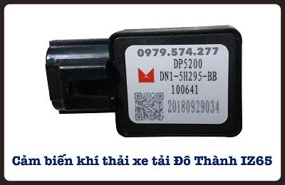 Cảm Biến Áp Suất Khí Thải Xe Tải IZ49, IZ65 - Chính Hãng Đô Thành