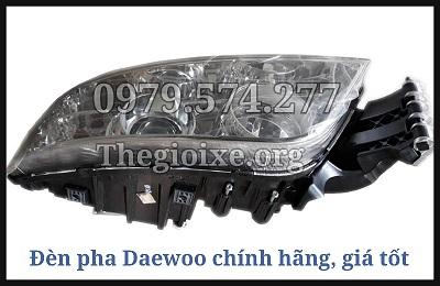 Đèn Pha Daewoo Prima Chính Hãng - Phụ Tùng Daewoo