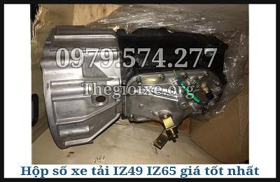 Hộp Số Xe Tải IZ49 IZ65 Giá Tốt - Phụ Tùng Đô Thành