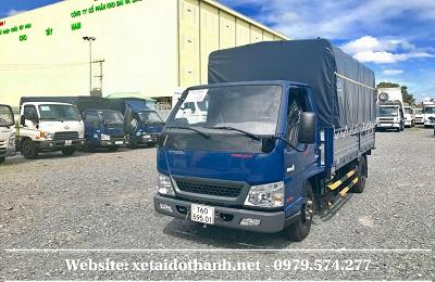 Xe tải IZ49 ( Euro 4) - 2,5 Tấn - Động Cơ Isuzu