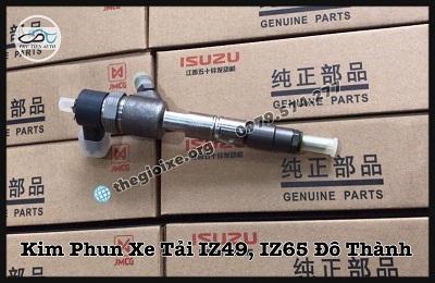 Phụ Tùng Đô Thành Chính Hãng: Kim phun ( Béc) Xe IZ49, IZ65