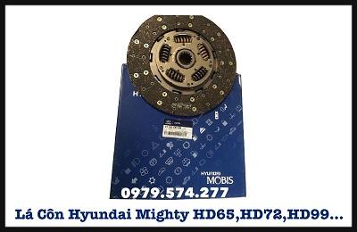 Phụ Tùng Hyundai Chính Hãng: Lá Côn HD65, HD72, HD99...