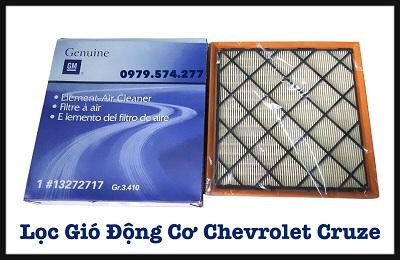 Phụ Tùng Chevrolet: Lọc Gió Động Cơ Chevrolet Cruze