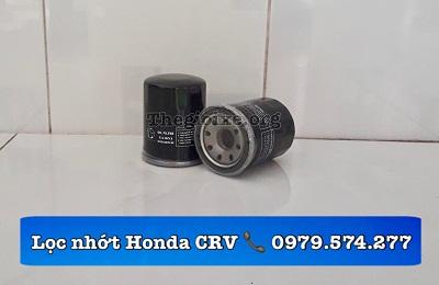Lọc nhớt Honda CRV - 21301- Phụ tùng Honda chất lượng
