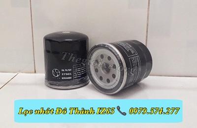 Lọc nhớt xe tải IZ65 - 27301 - Phụ tùng Đô Thành giá rẻ
