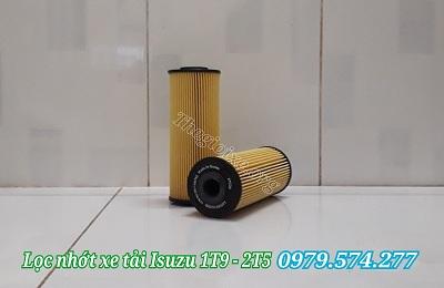 Lọc nhớt xe tải Isuzu 1T9 - 2T5 - 27C00 - Phụ tùng Isuzu giá tốt