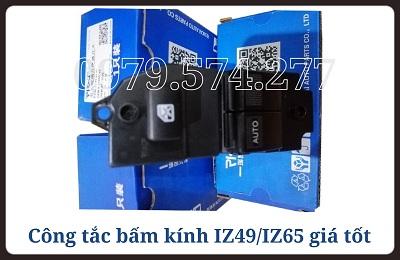 Phụ Tùng Đô Thành: Công Tắc Bấm Kính Xe Tải IZ49/ IZ65